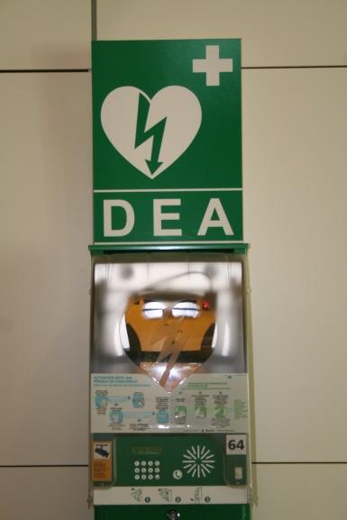 Resultado de imagen de DEA  y DESA